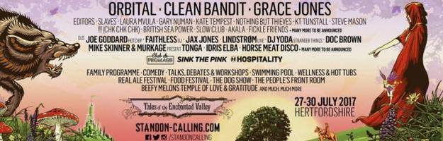top tips for standon calling 2017