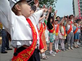 china to improve education for disabled children