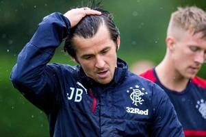 Former Rangers star Joey Barton slams English FA for not allowing him to play in Game for Grenfell