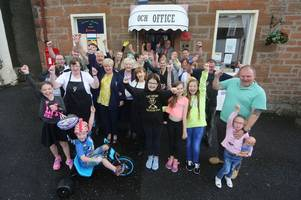 Ochiltree celebrates £1 million National Lottery funding boost as they battle to rebuild community centre