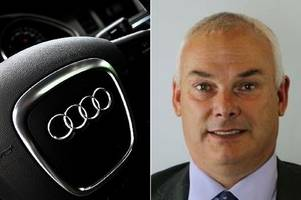 Council forced to cut budget by £29 million gives chairman a £28,000 Audi