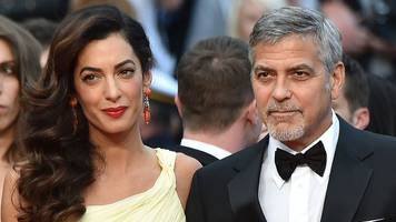 george clooney 'to sue' over twins' photos