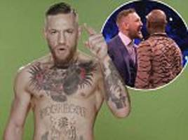 inside floyd mayweather and conor mcgregor's  world tour