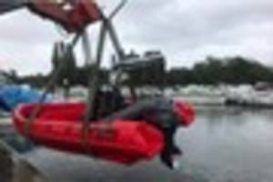 surrey residents asked to name new search and rescue boat - and...