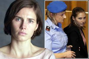 'court was a battleground of storytelling': amanda knox admits prison changed her forever