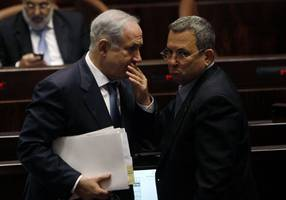 former pm barak: netanyahu ignited temple mount tensions due to his probes