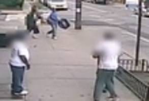 nypd: this guy used a stolen milk crate to attack bodega worker