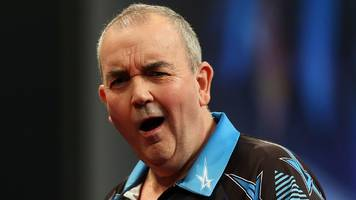 world matchplay: phil taylor beats peter wright to win 16th title