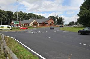 'humber bridge roundabout markings are an accident waiting to happen' says worried driver