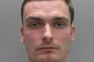adam johnson 'encouraged to convert to islam by muslim prisoners after receiving threats'