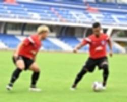 isl 2017: bengaluru fc sign youngsters bidyananda singh and ronald singh