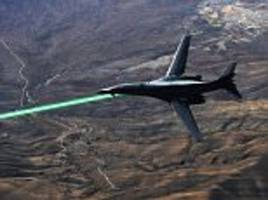 russia is developing fighter jets with lasers on board