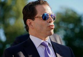 scaramucci is out as trump's communications director after 10 days — and twitter went nuts