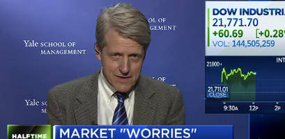 this is what makes robert shiller lie awake worrying