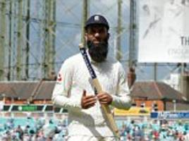 moeen ali's special end to england win in 100th test