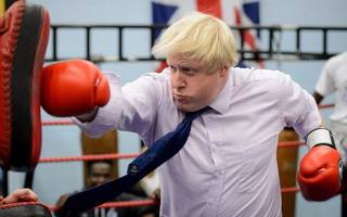 """bojo and cable in war of words over resignation """"lies"""""""