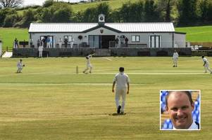 cricket: clifton cc land andrew strauss to open new pavilion