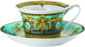 memoire transports indian homes to the era of italian edgy-chic, with versace's exquisite collection of fine cutlery