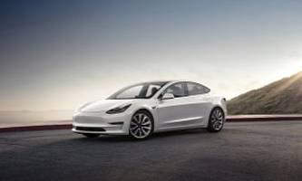 tesla model 3 dual motor coming in mid-2018 with awd