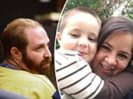 man pleads guilty to killing son after disneyland