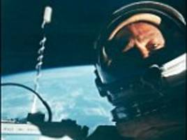 buzz aldrin space selfie to go on sale