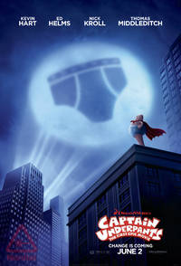 MOVIE REVIEW: Captain Underpants: The First Epic Movie