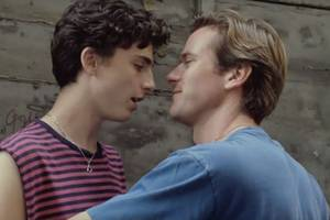 here's the gorgeous, must-see 'call me by your name' trailer starring armie hammer, timothee chalamet