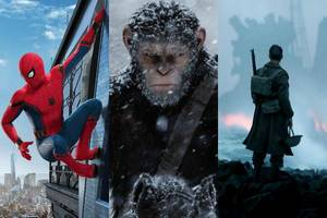 july box office down despite 'spider-man' and 'planet of the apes'