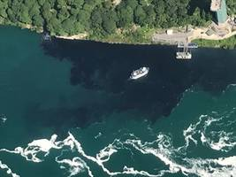 ny governor orders probe into niagara falls sewage discharge