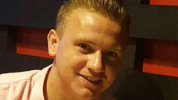 corrie mckeague: burnt waste examined in missing airman probe