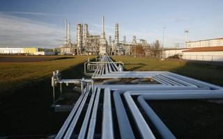 europe's largest oil refinery will be shut down for at least two weeks
