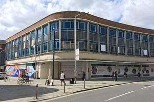 investors 'queuing up' to buy debenhams building as part of redevelopment of derby's becketwell area