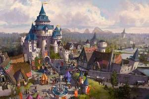 huge disneyland-style park in planning stages will be located 90 minutes from cambridge