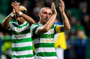 celtic's days of losing their bottle on big european nights are over, says scott brown