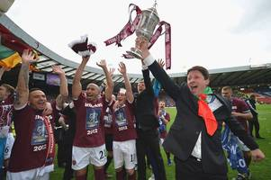 former hearts boss paulo sergio wants to return to tynecastle for second spell after ian cathro sacking