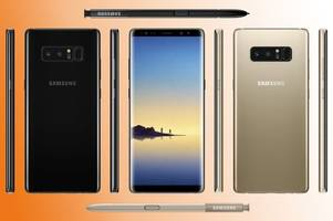 samsung galaxy note 8 leak reveals everything about the big-screen smartphone taking on the iphone 8