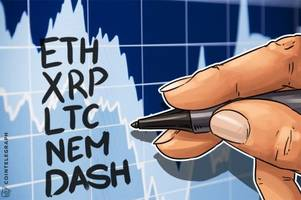 altcoins: july overview. ethereum, ripple, litecoin, nem, dash