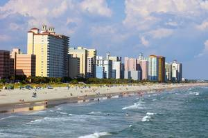grandma contracts flesh-eating bacteria after swim at myrtle beach