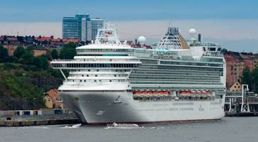 belfast cruise ship passengers given safety letters