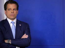 inside the rise, fall, rebound, and spectacular flameout of anthony scaramucci