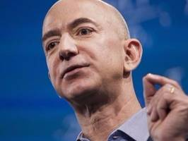 Amazon's Jeff Bezos - The World's Richest Man - For Less Than 24 Hours