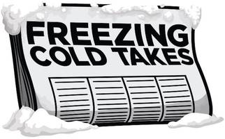 hot takes debunked: twitter account holds pundits accountable for 'freezing cold takes'