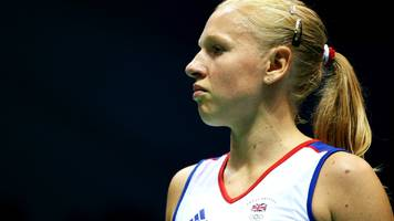 gail emms: olympic badminton medallist on the struggles of life after retirement