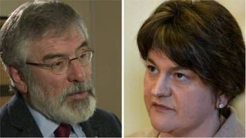 stormont talks: sinn féin 'committed' to power sharing'