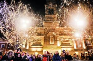 derby will have a christmas lights switch-on event this year