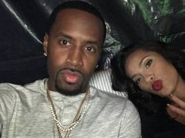 safaree responds to that receding hairline x-files conspiracy clip [video]