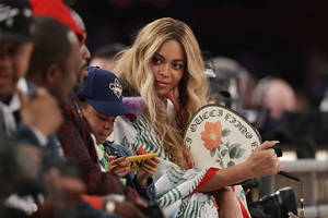 beyonce reportedly interested in buying houston rockets after team owner decides to sell the franchise