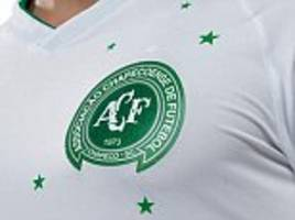 chapecoense to wear special shirt against barcelona