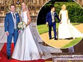 declan donnelly posts never-before-seen photo of wedding
