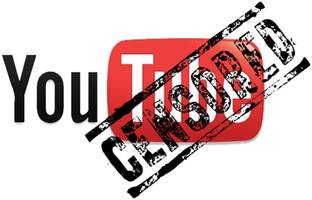 youtube takes steps to censor controversial (a.k.a. conservative) content